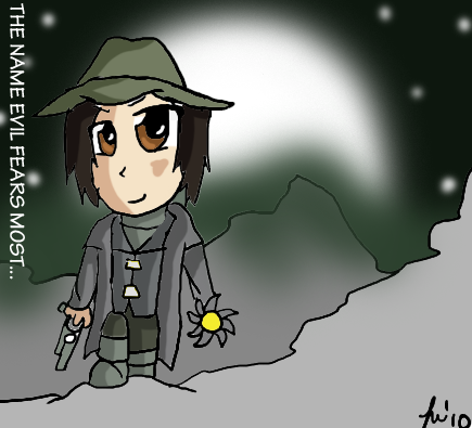 Chibi Van Helsing