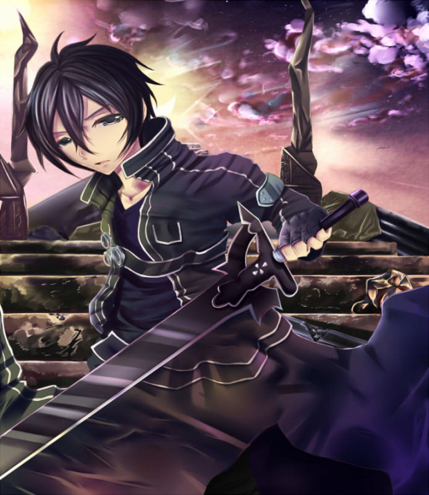 Sword Art Online: Kirito