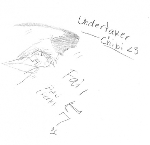 Undertaker Chibi Doodle