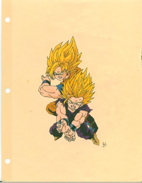 Goku/Gohan