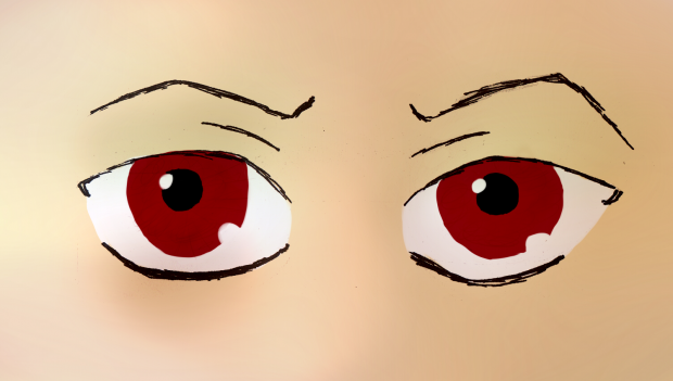 Eye practice Colored