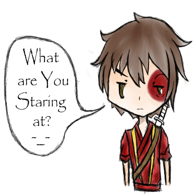 Chibi Zuko