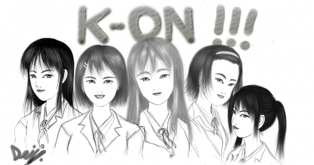 My K-ON Team