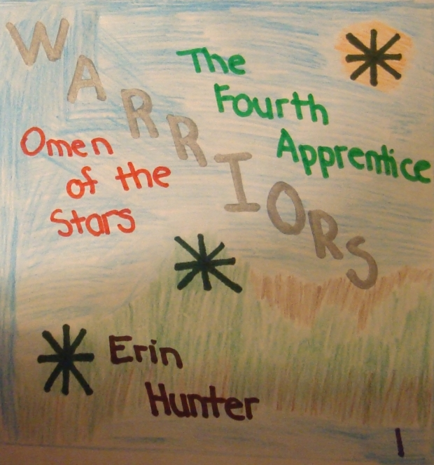 Warriors: Omen of the Stars: The Fourth Apprentice