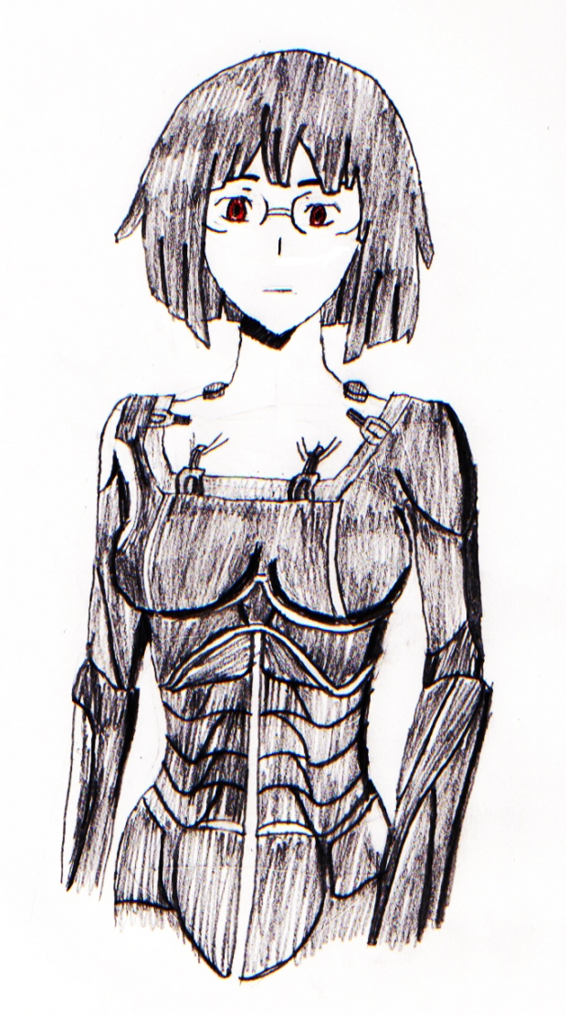 Anri as the Borg Queen