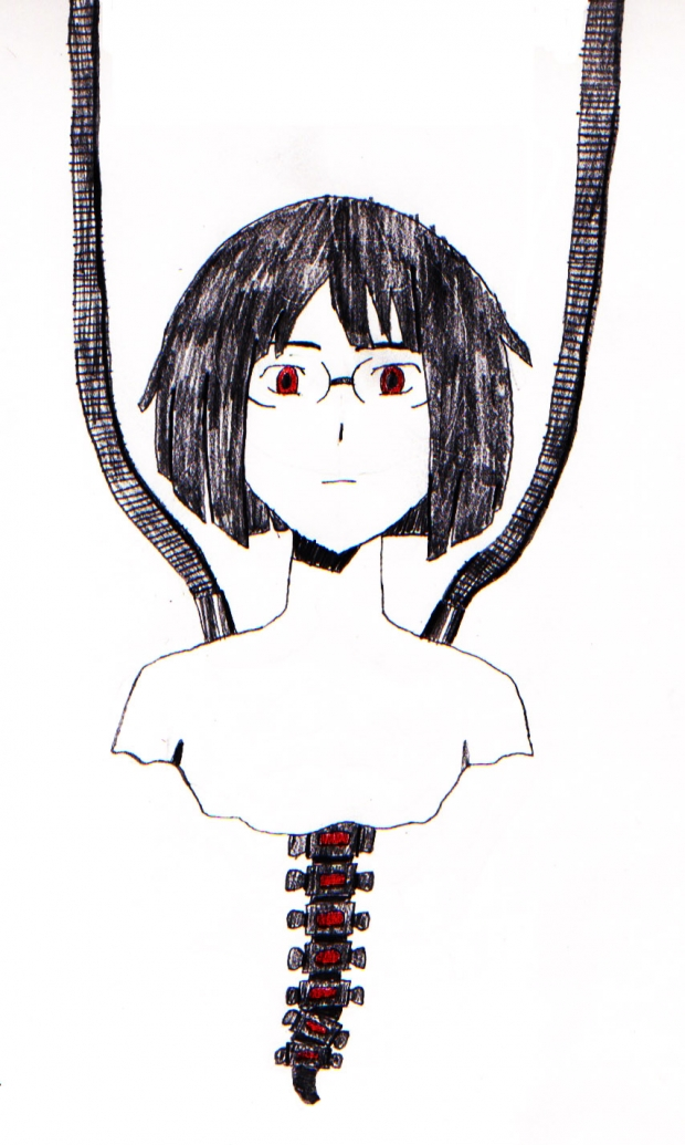 Borg Queen Anri Disembodied