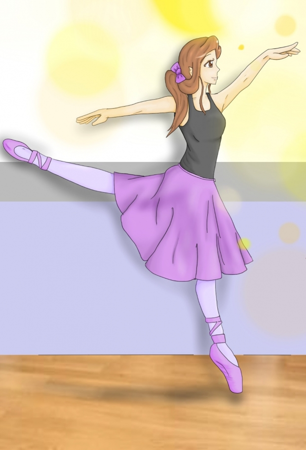 Ballet Practice