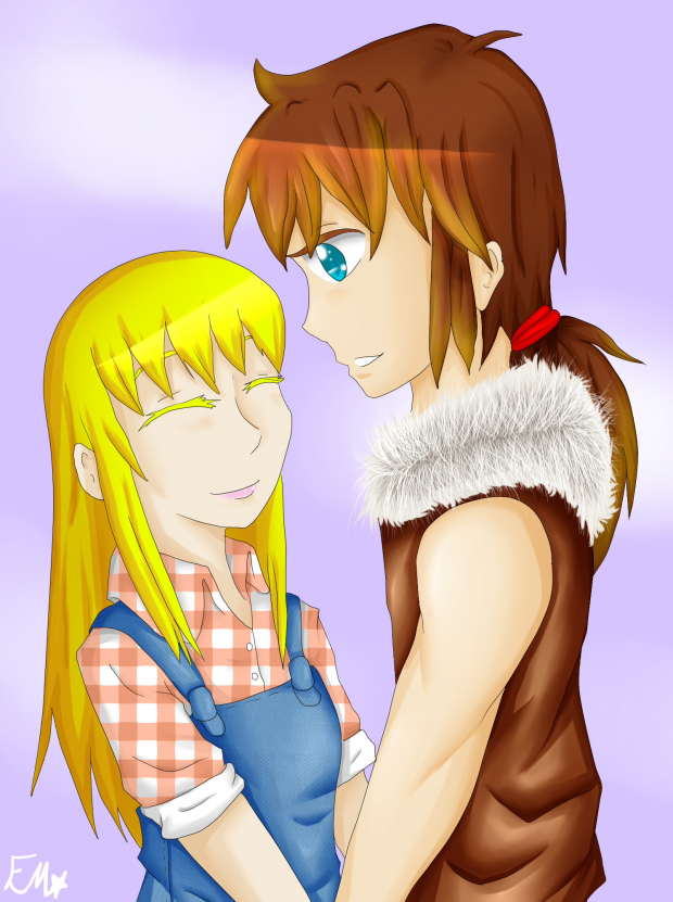 SS gift - Cliff and Claire