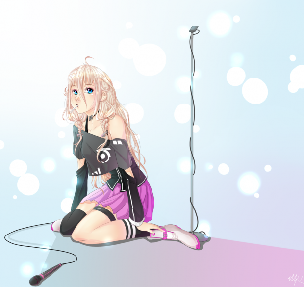 IA~te a lollipop
