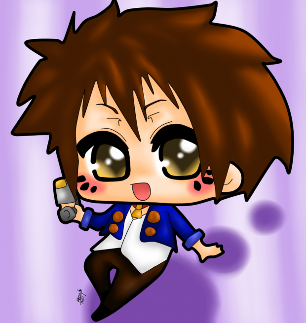 Chibi Train for Kilalalover