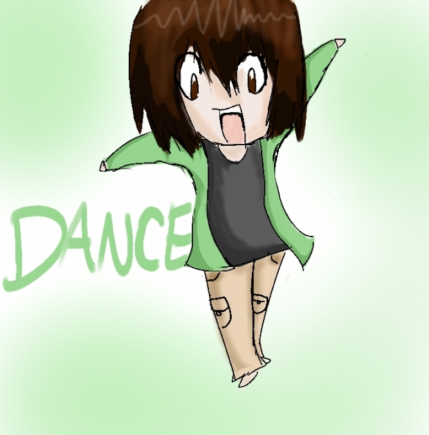 DANCE note~!