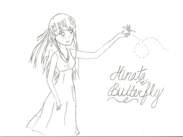 Hinata Butterfly }Y{
