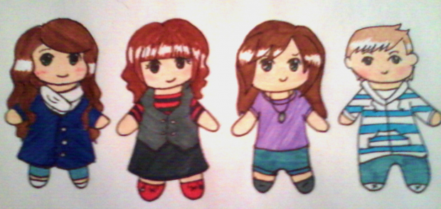 Friend Chibis