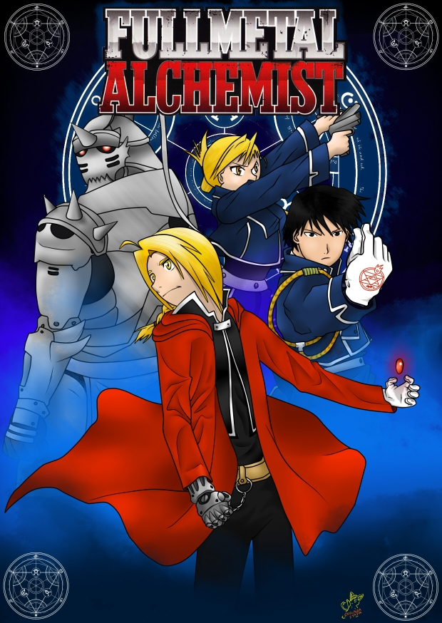 Fullmetal Alchemist Poster