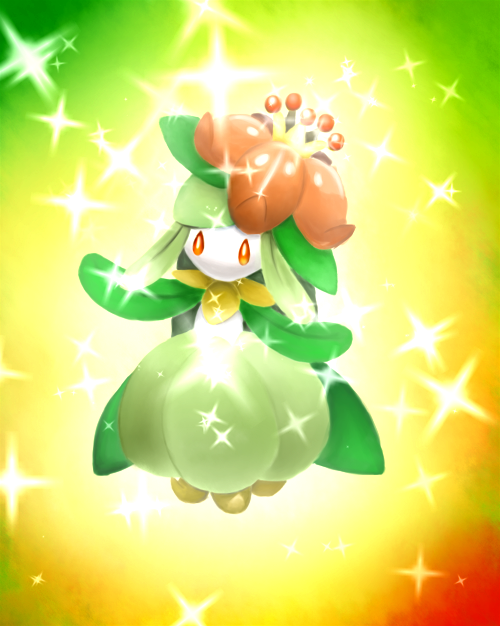 Princess Lilligant