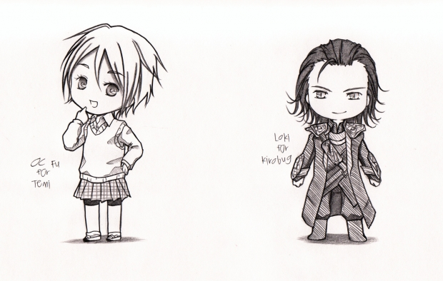 Chibi Requests Part 3/3