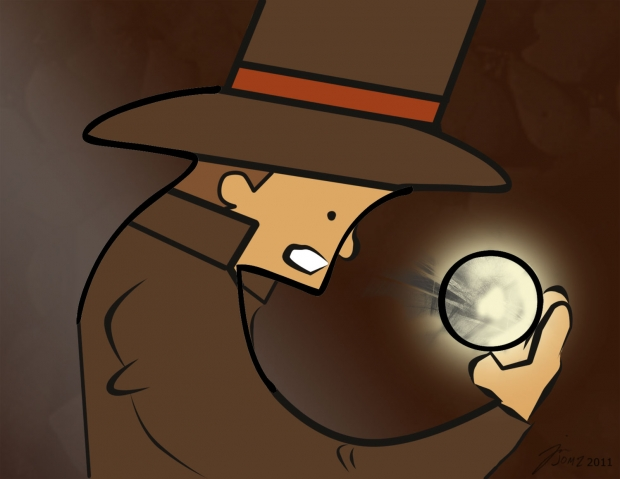 Professor Layton and the Shadowy Orb
