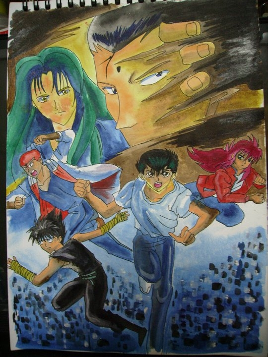 YYH Fight
