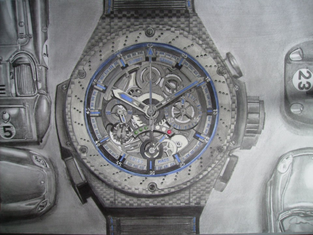 Watch Drawing 3