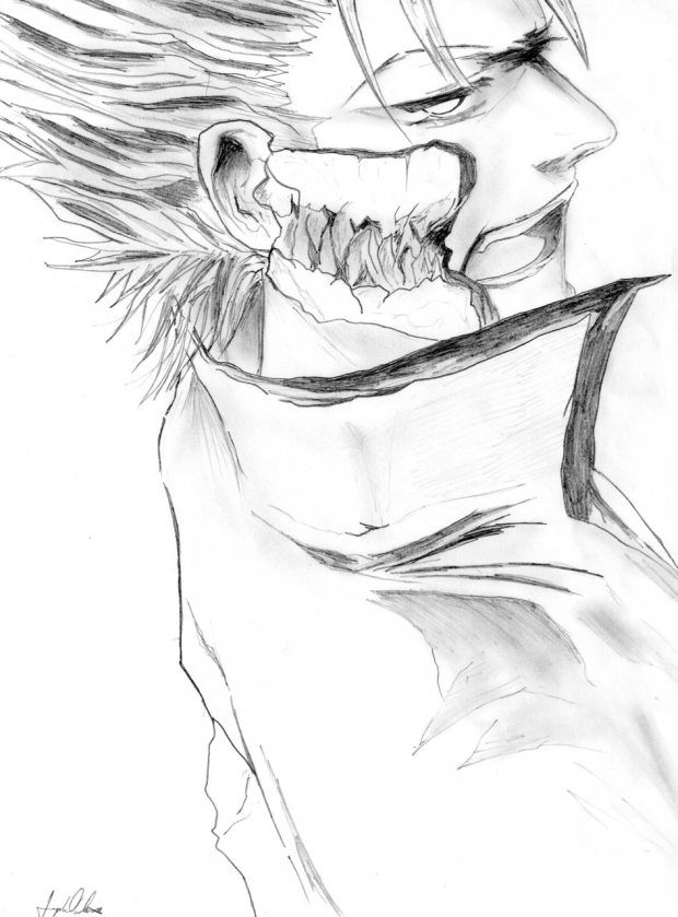 Grimmjow Jaegerjaquez