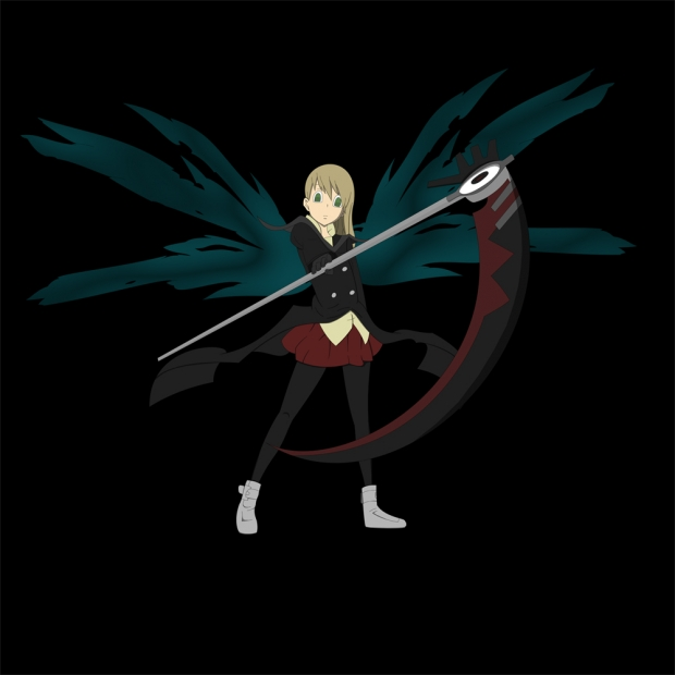 Maka Angel of Death