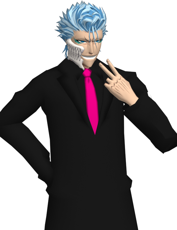 Fancy Grimmjow