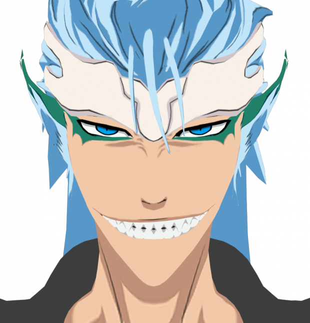 Grimmjow Ressurecion