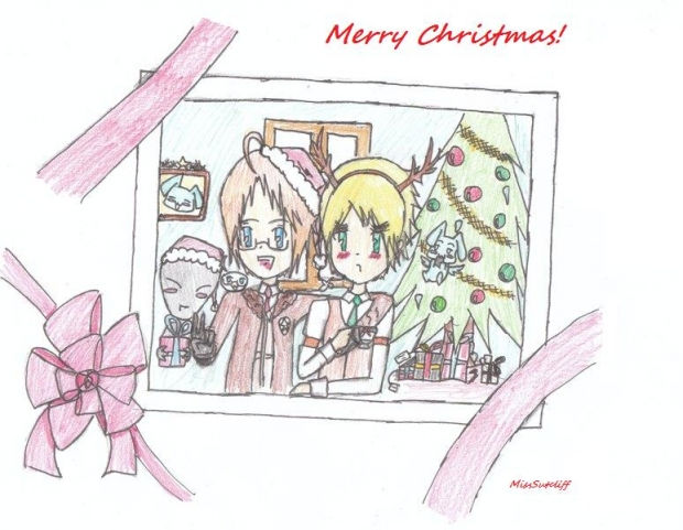 Hetalia Christmas!