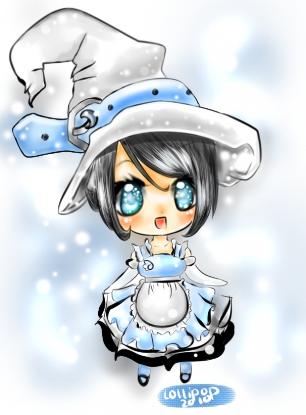 Chibi Witch!