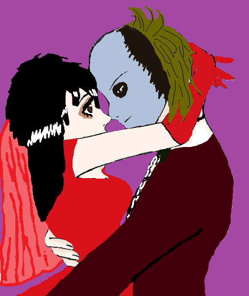 Lydia and BeetleJuice :)