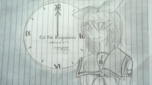 Rin Kagamine - Story of Evil