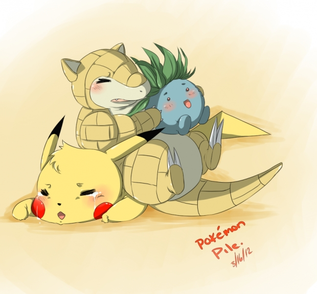 Pokepile