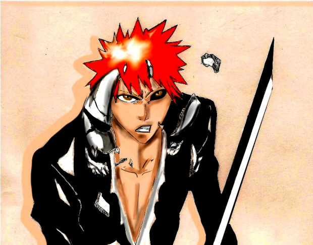Ichigo Hollow Redone