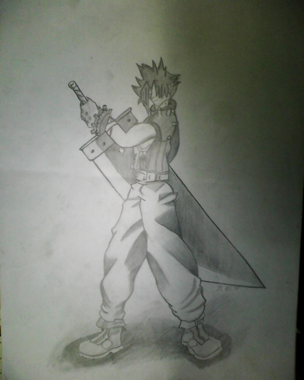 Cloud Strife ^.^