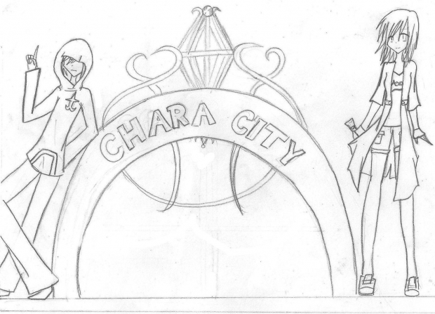 Chara City (rough)