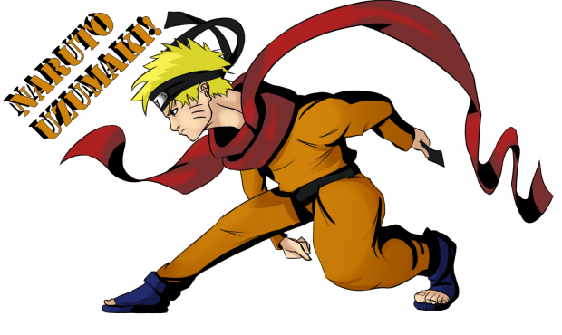 Naruto Comeback Picture