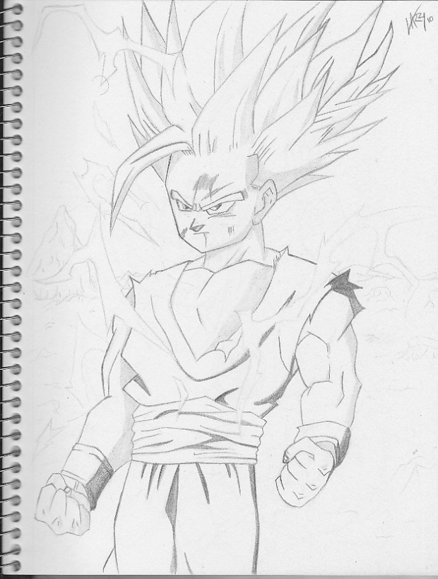 SS2 Gohan