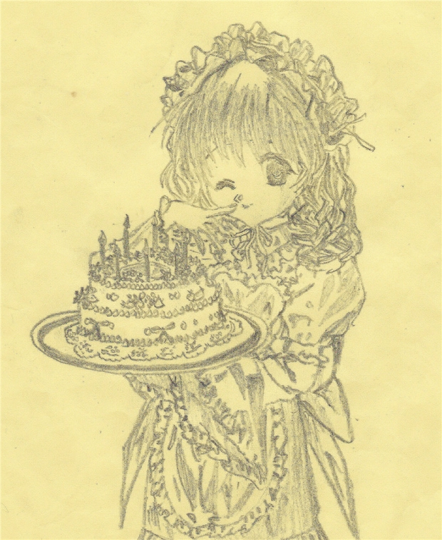 Cake Girl!