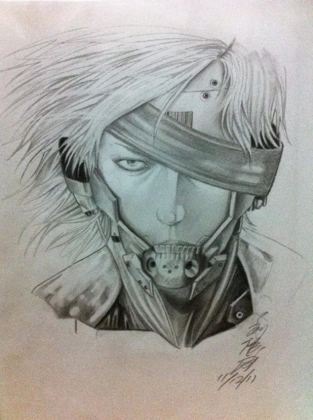 METAL GEAR RISING: REVENGEANCE- Raiden