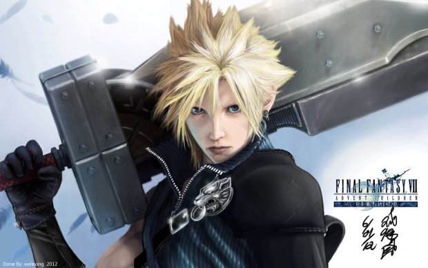 cloud - Final Fantasy 7