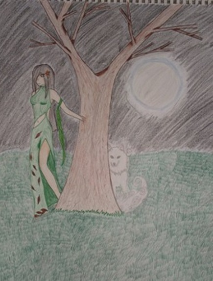 dryad colored