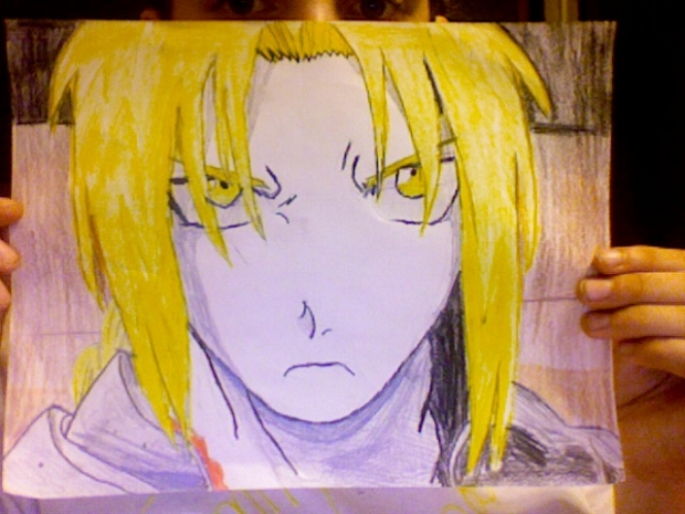 THE FULLMETAL ALCHEMIST!!!