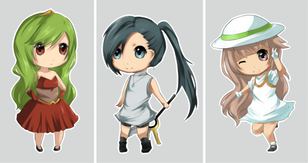 Chibi Requests