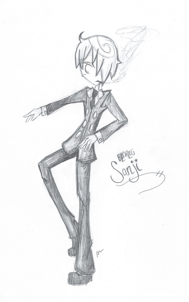 Sanji Sketch