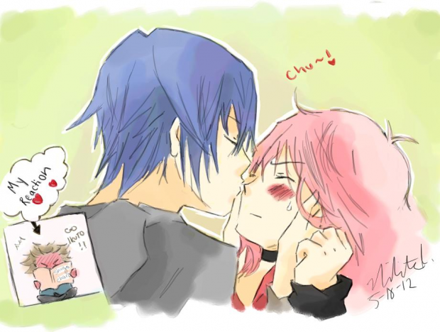 Amuto Nose Kiss (colored)