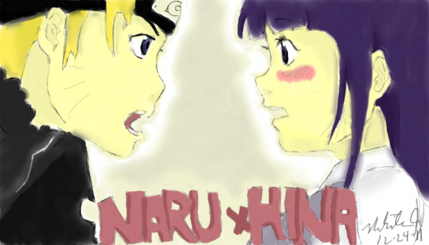 Naruhina Moment