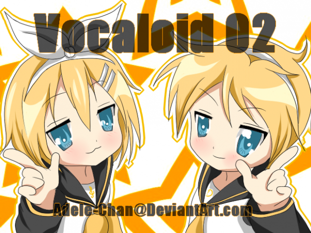 Rin&Len Lucky Star
