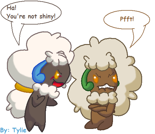 You're Not Shiny!