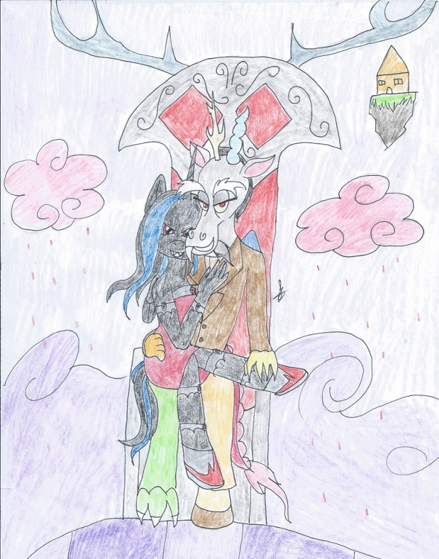 Raven and Discord