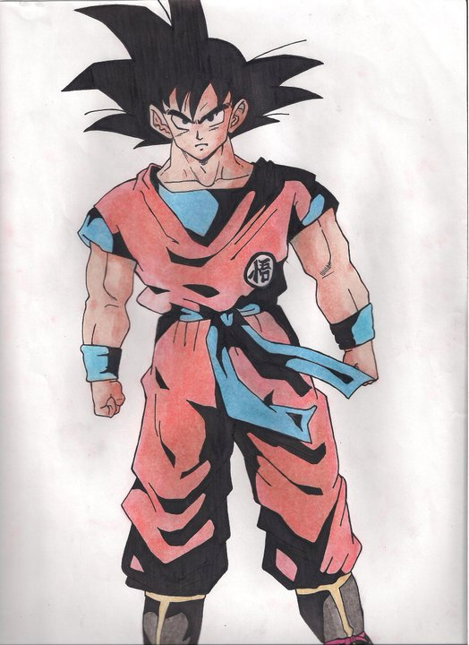 Son Goku